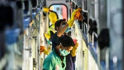 Rlys: At least 12 coronavirus-infected took trains in 4 days