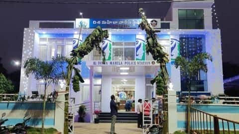 First 'Disha police station' inaugurated in AP for women's safety