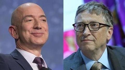 Amazon boss Jeff Bezos set to lose 'World's Richest' title