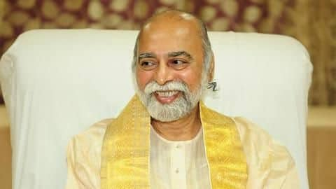 I-T seizes Rs. 93cr in cash, jewelry from Kalki Bhagavan