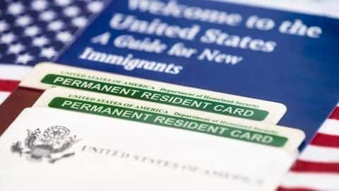 Green Card waitlist over 195 years for Indians: US Senator