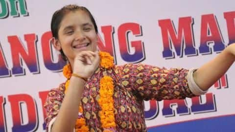 Girl dances for 5 days non-stop; sets Guinness World Record