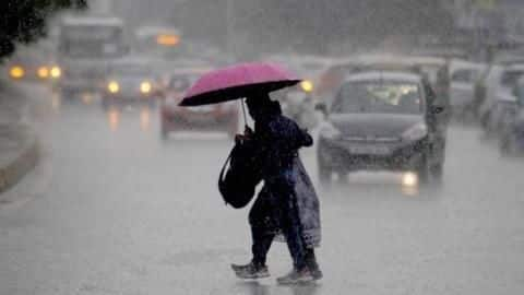 Red, orange alerts sounded as monsoon hits Kerala