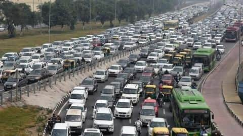 Delhi traffic proves useful; helps police in catching fleeing kidnappers