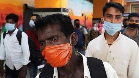 Coronavirus: India's tally reaches 75.5 lakh with 56k+ new cases