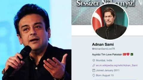 After Amitabh Bachchan, Adnan Sami's Twitter hacked by same group