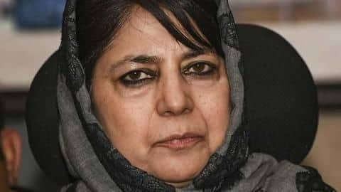 J&K authorities allow PDP delegation to meet Mehbooba Mufti