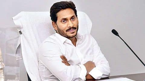 Andhra Pradesh CM spent Rs. 16cr on office, residence