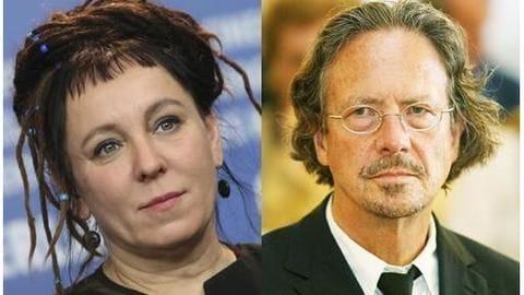 Nobel Prize in Literature: Olga Tokarczuk, Peter Handke win