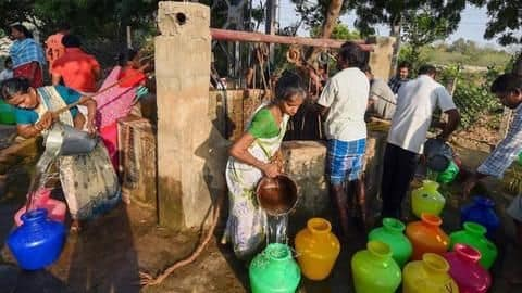 Hostels shut, offices struggling: Water crisis cripples life in Chennai