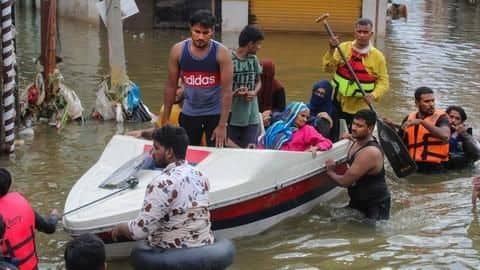 Hyderabad: No relief from heavy rains next week, says IMD