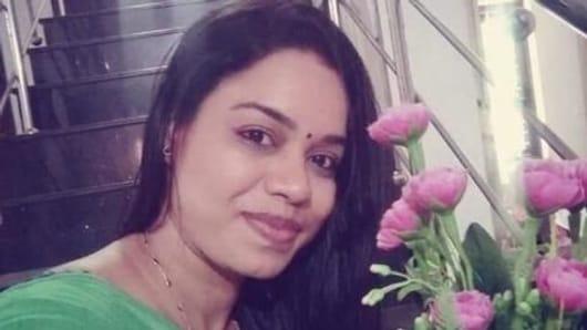 Kerala woman cop hacked; set on fire