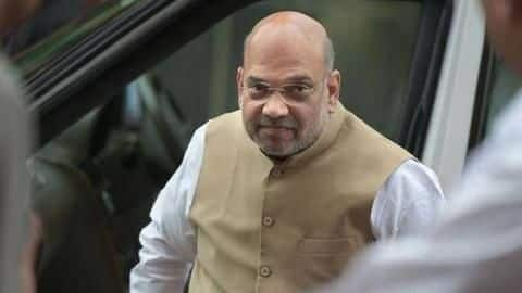 Amit Shah might unfurl tricolor in Srinagar on Independence Day