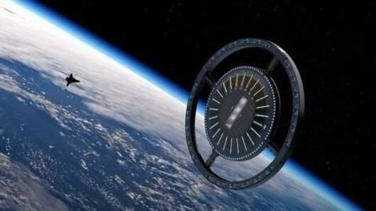 Here's what the first space hotel looks like