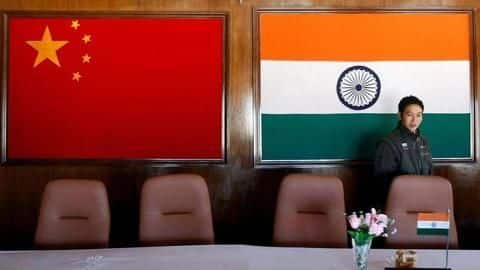 India and China discuss 5-point plan to ease border tensions
