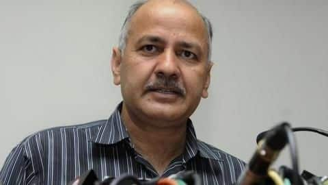 #NamasteTrump: Manish Sisodia reacts to being snubbed from Delhi event