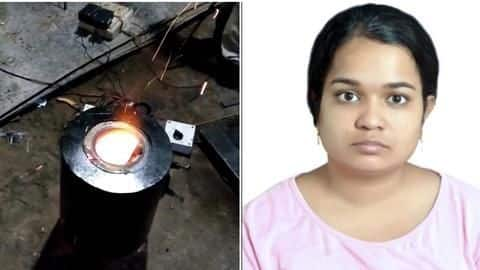 With smokeless chulhas, this woman's start-up tackles pollution