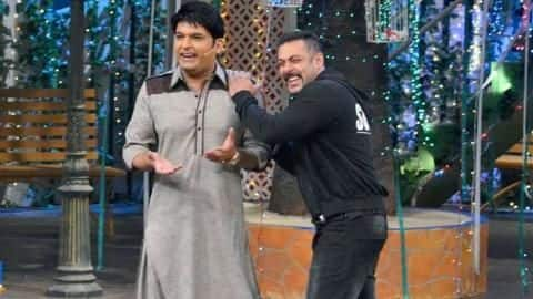 Will we see Kapil Sharma in Salman Khan's 'Sher Khan'?
