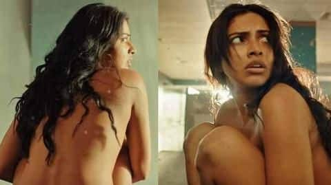 Amala Paul's nude avatar in 'Aadai' teaser shocks all