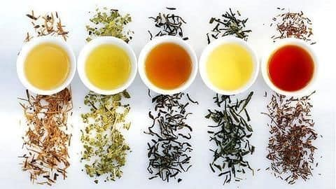 Trying to lose weight? These tea varieties can help