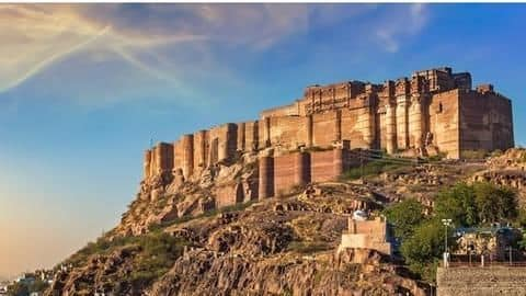 Top 5 must-visit attractions in Rajasthan