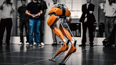 Bipedal robot Cassie runs five kilometers on single charge, untethered
