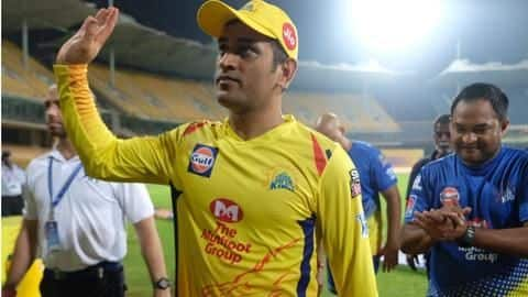 MS Dhoni leaves Chennai as practice sessions get mowed down