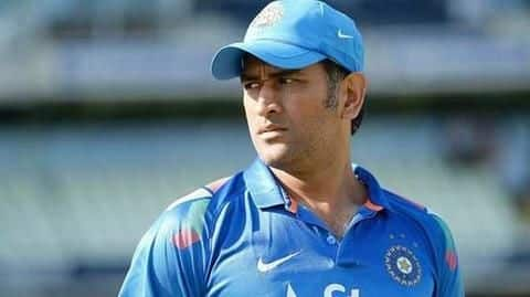 Will Dhoni be a part of the training camp?