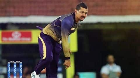 IPL: Narine cleared for suspect bowling action, off warning list