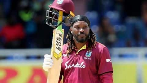 Ramnaresh Sarwan is worse than coronavirus: Chris Gayle