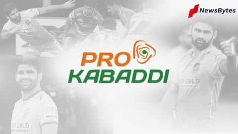 Vivo pulls out as title sponsor of Pro Kabaddi League