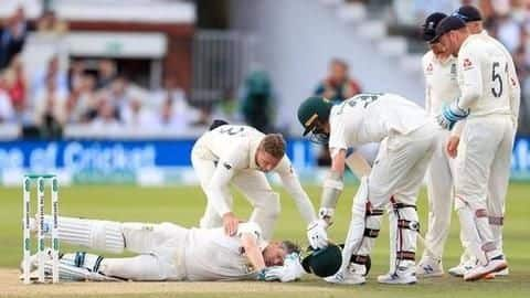 'It was scary', Buttler opens up on Smith's Ashes concussion