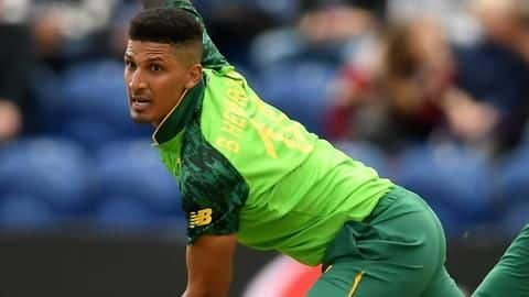 Beuran Hendricks earns maiden CSA national contract, Steyn left out