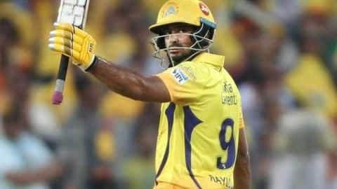 CSK vs RR: Decoding Ambati Rayudu's performance against Jofra Archer
