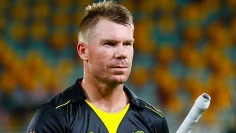 World Cup 2023 the ultimate goal for David Warner