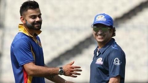 #ThisDayThatYear: Sachin's maiden opening stint, Kohli wins Mohali