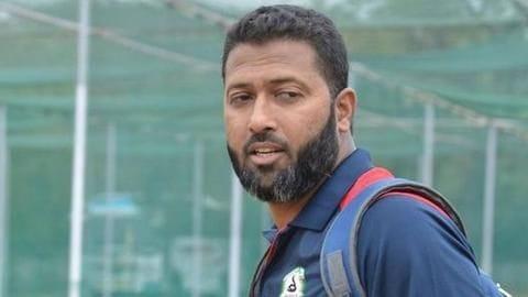 Wasim Jaffer set to become the head coach of Vidarbha