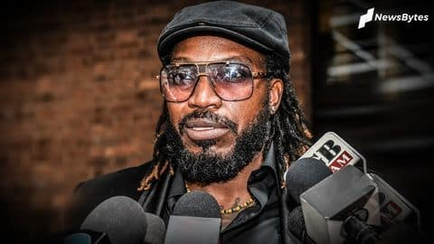 Racism exists in cricket as well: Chris Gayle