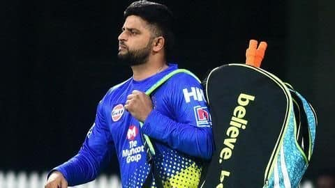 Suresh Raina's relative killed in attack by robbers in Punjab