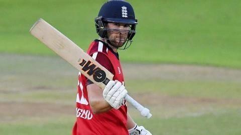 ICC T20I Rankings: Malan dethrones Babar to claim top spot