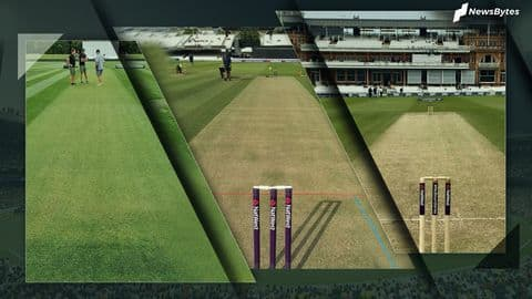 #NewsBytesExplainer: The impact of different kind of cricket pitches