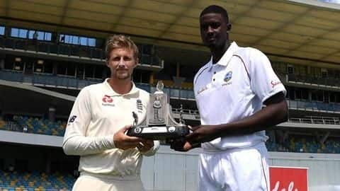 England and Windies to compete for Richards-Botham Trophy in future