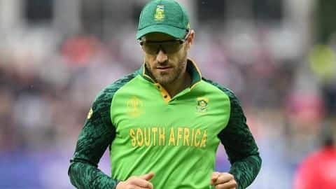 Faf du Plessis wants to play all the three formats