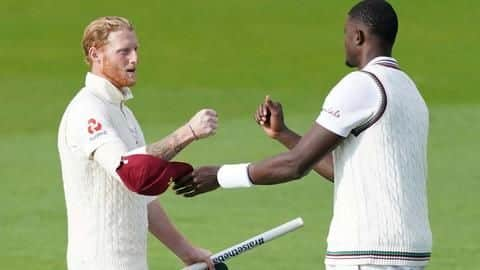 Test Rankings: Stokes dethrones Holder to become number one all-rounder