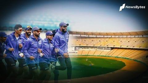 Motera Stadium will host Team India's bio-secure training camp: Reports