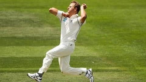 NZ vs India: Wagner set to feature in 2nd Test