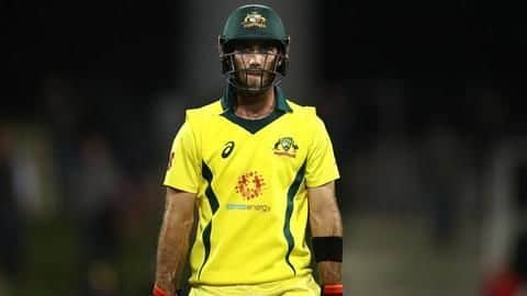 Glenn Maxwell opens up on his gruelling mental struggle