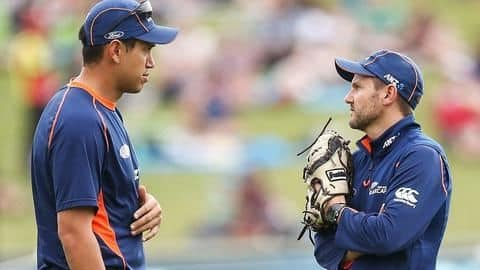 Mike Hesson opens up on New Zealand's captaincy debacle