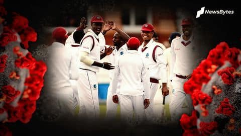 West Indies arrive in England with stop-gap batting coach
