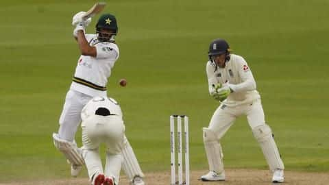 England vs Pakistan, first Test: Key moments of Day 1
